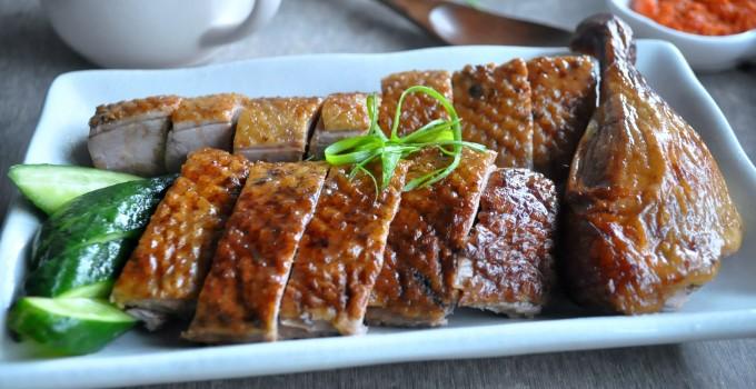 Cantonese Roast Duck 粤式烧鸭