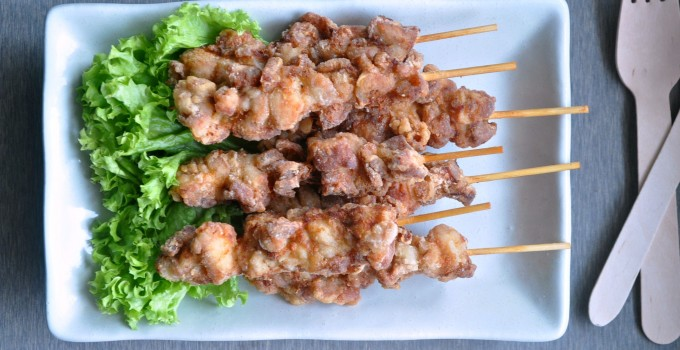 Tori Karaage (Japanese Fried Chicken) 日式炸鸡块