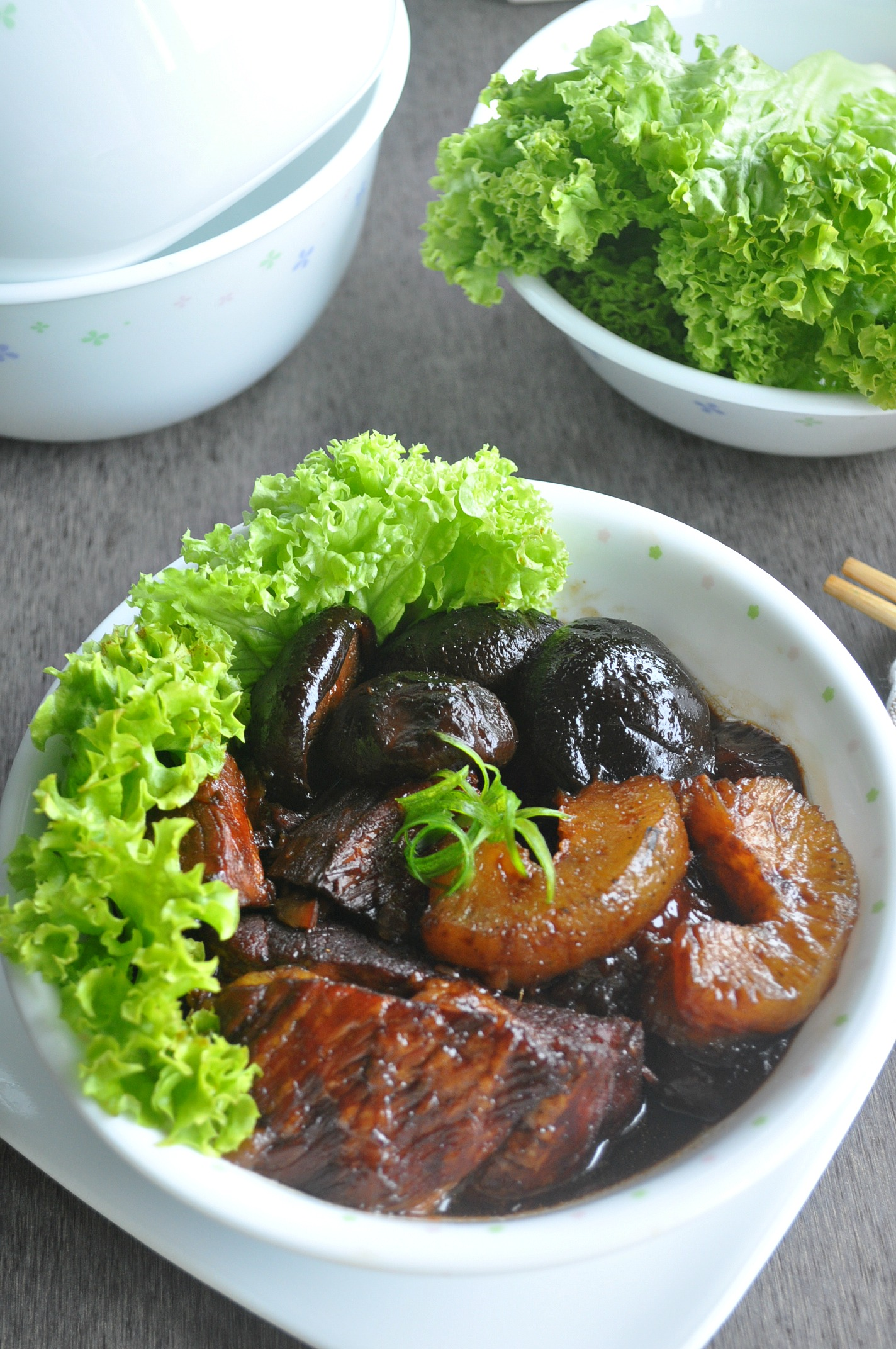 Braised pork with sea cucumber eat what tonight bsc2 forumfinder Choice Image