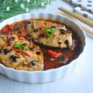 Braised Fish in Black Bean_5