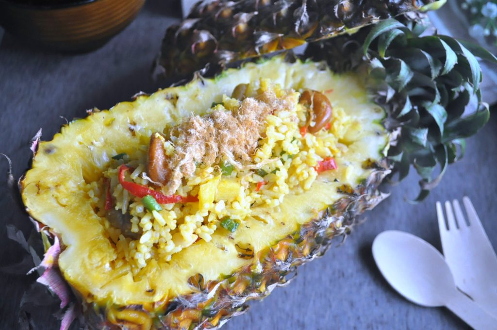 Pineapple Fried Rice_1