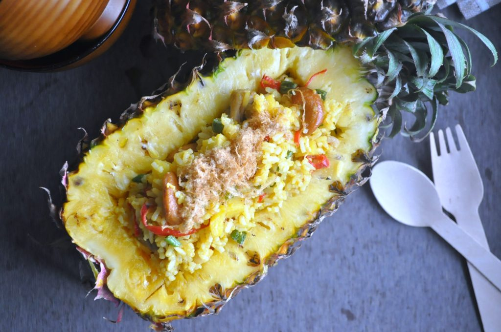 Pineapple Fried Rice_4