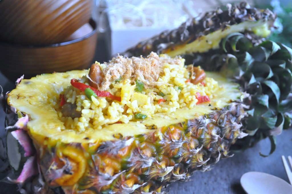 Pineapple Fried Rice_5