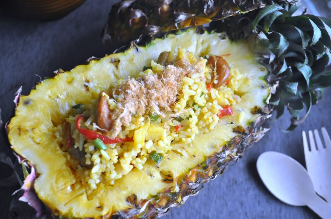 Pineapple Fried Rice_6