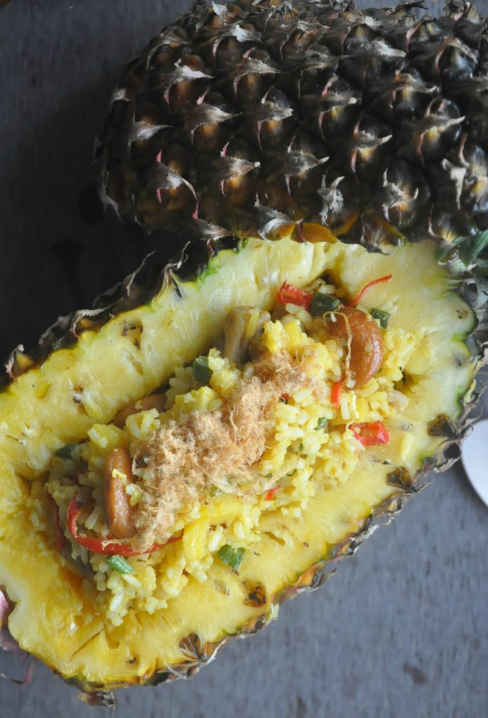 Pineapple Fried Rice_7