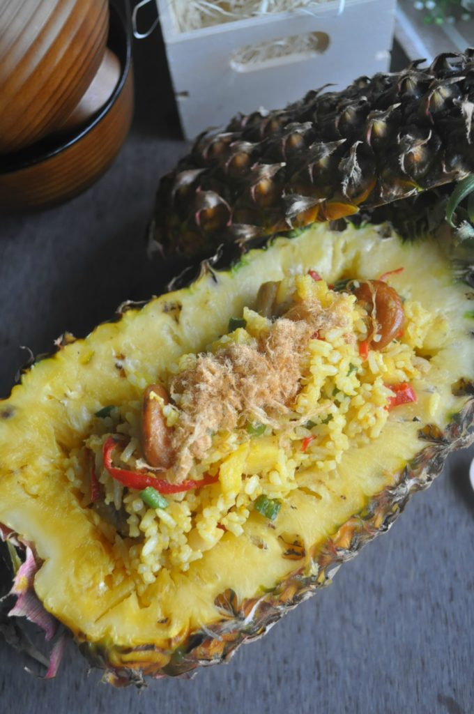 Pineapple Fried Rice_8