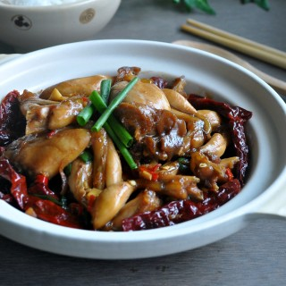 Easy Kung Pao Frog Legs 宫保田鸡