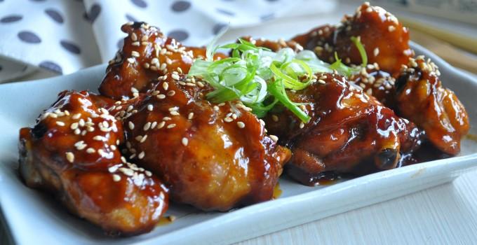 Mongolian Chicken 蒙古鸡