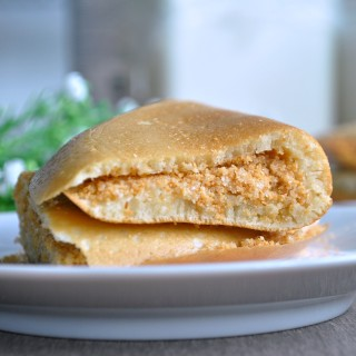 Peanut Pancakes (Min Chiang Kueh) 面煎粿