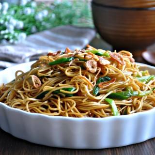 Supreme Soy Sauce Fried Noodles 酱油王炒面