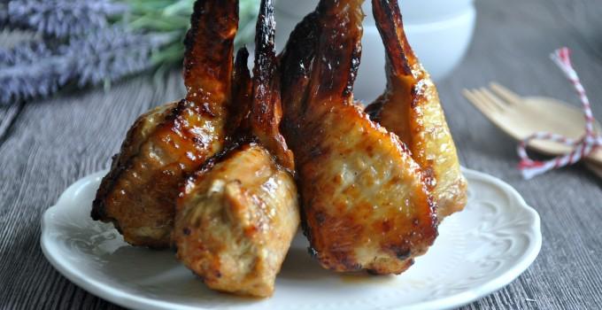 Stuffed Chicken Wings 肉碎鸡翅