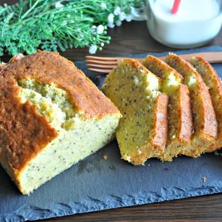 Chia Seeds Pound Cake 奇亚籽磅蛋糕