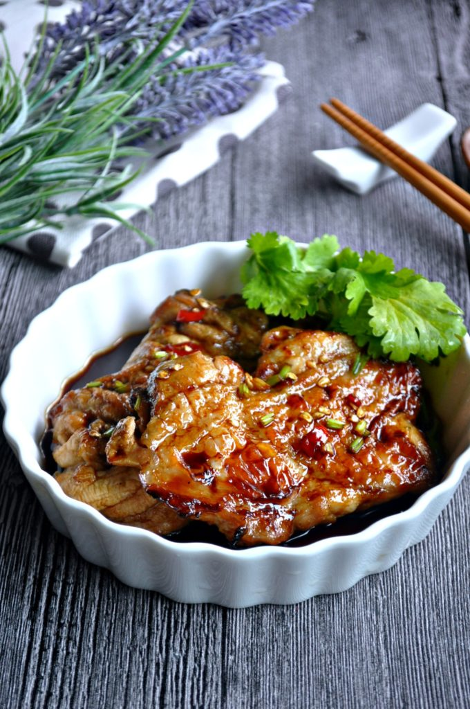 Grilled Chicken w Spicy Fragrant Dressing_2