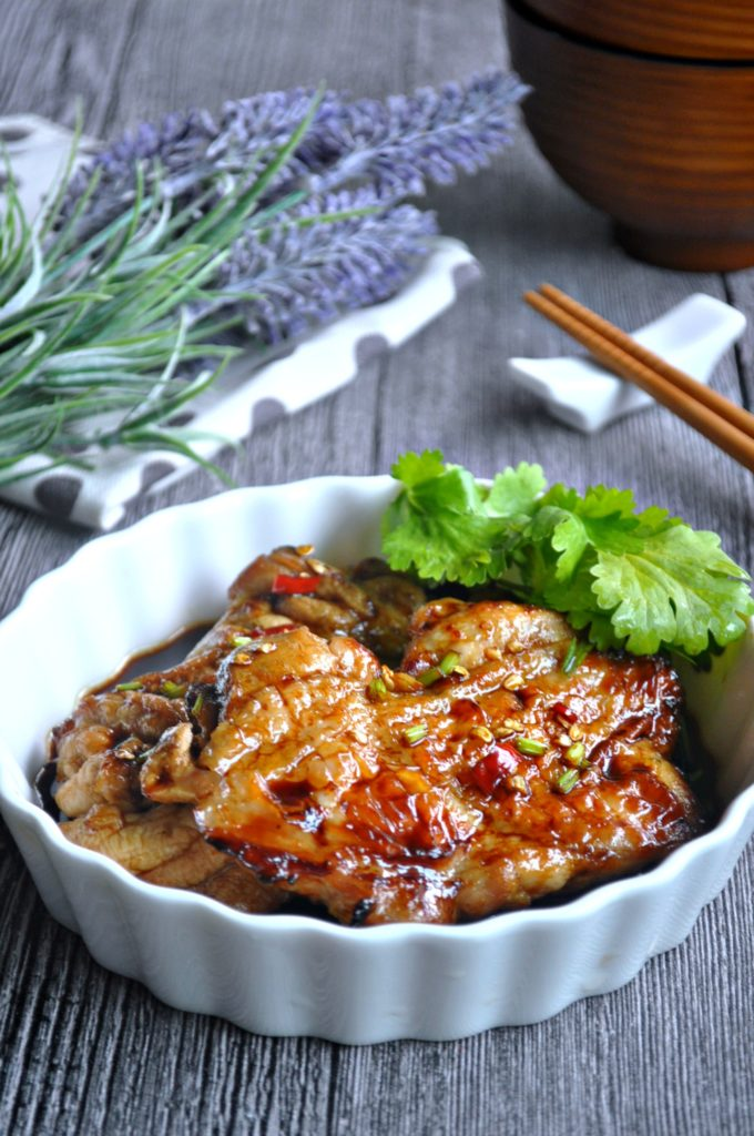 Grilled Chicken w Spicy Fragrant Dressing_4
