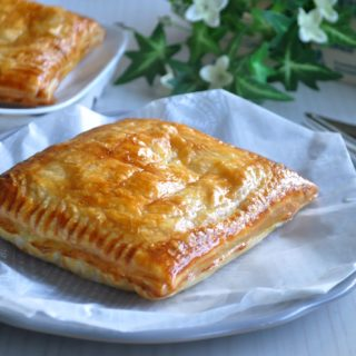 Easy Tuna Puff Pastry 金枪鱼泡芙