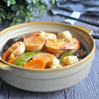 Claypot Tofu 沙锅豆腐
