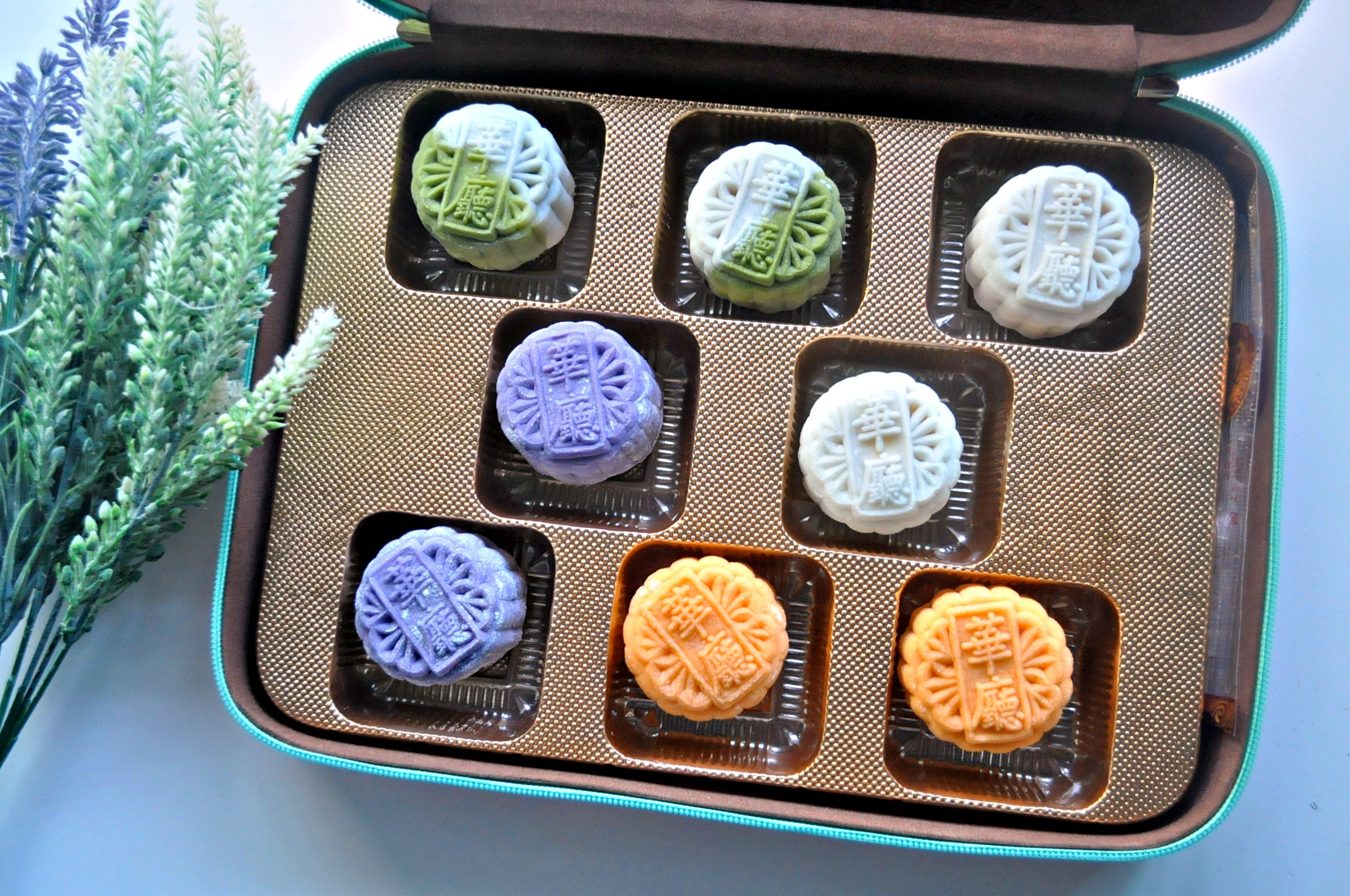 Millennium Mooncakes from Hua Ting @ Orchard Hotel unveils ...