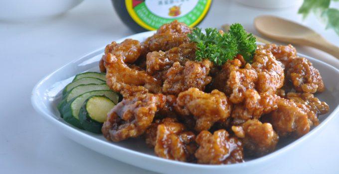 Marmite Chicken 妈蜜鸡