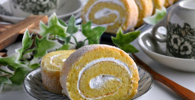 Sugar Swiss Rolls 瑞士糖卷