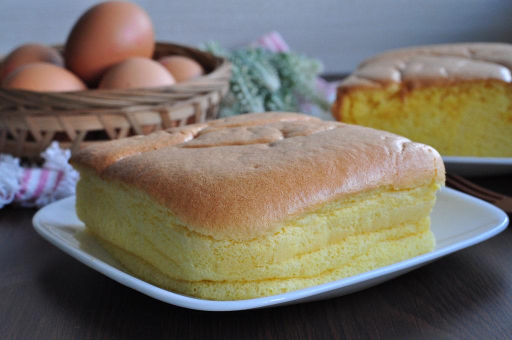 Cake Recipe In Marathi With Egg: Traditional Homemade Egg Sponge Cake 传统鸡蛋糕