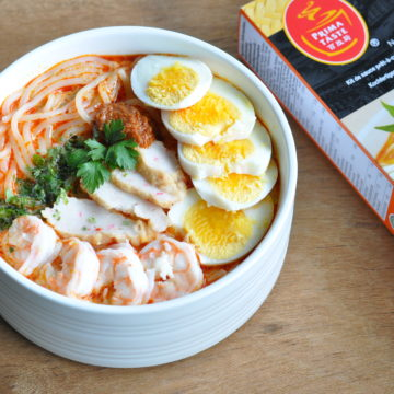 Eat what tonight singapore food and lifestyle blog singapore laksa with prima taste ready to cook meal kits forumfinder Choice Image
